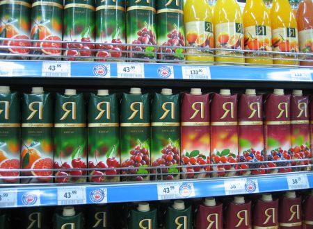Succhi di frutta confezionati: Come vengono fatti? Sono al 100% frutta?