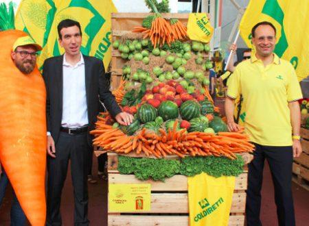Rivoluzione epocale: Spesa per frutta e verdura al primo posto in Italia